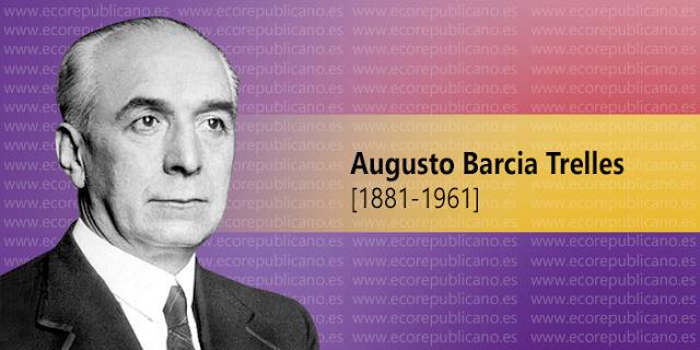 Augusto Barcia Trelles