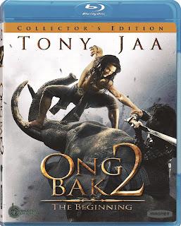 Ong Bak 2: La Venganza de Tien [BD25] *Con Audio Latino