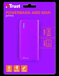TRUST POWER BANK 22060