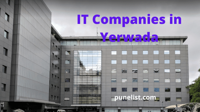 IT Companies in Yerwada