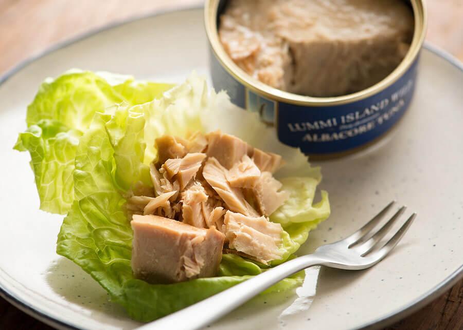 tuna kalengan - seafood untuk diet pemuda