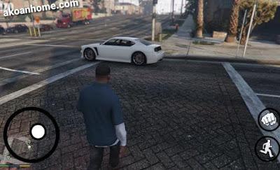 تحميل لعبة GTA V للاندرويد APK برابط مباشر من ميديا فاير