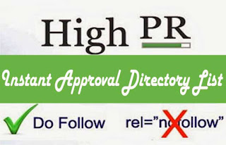 Free Instant Approval Directory Submission Dofollow Sites List