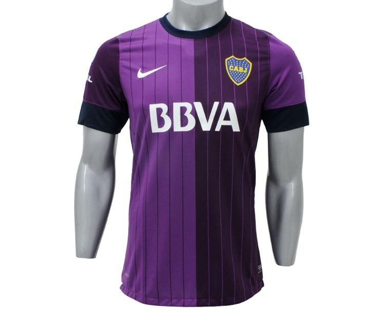 Diario del Fútbol Argentino  Nueva camiseta de Boca Juniors 2ad4a1811b116