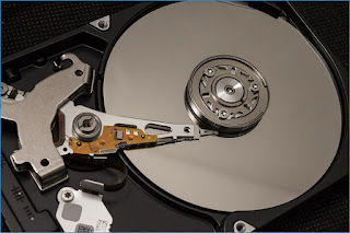 Secondary Storage Device Hard Disk (HDD)