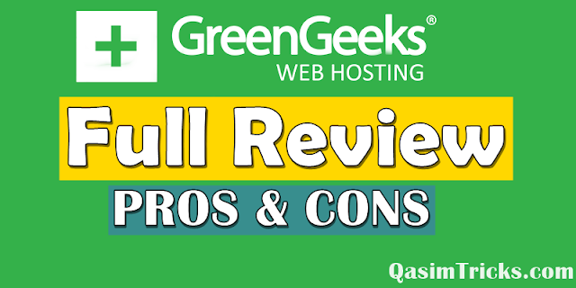 Greengeeks review 2021