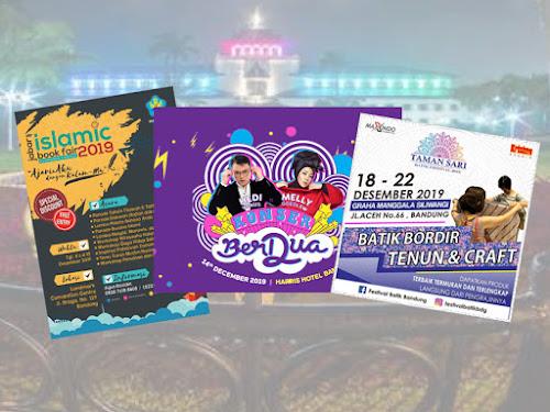 Jadwal Event Bandung Bulan Desember 2019