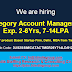Category Account Manager (5) 2-6Yrs, 7-14LPA, E-commerce/ product Based Startup Firm, Delhi, MBA from Tier 1 Inst Only Job Code: 3US2SSIM/CATACTMGR26Y714LD/8120