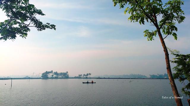 Islands of Kadamakkudy