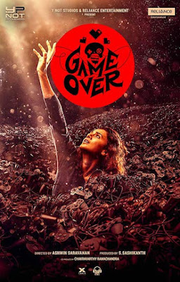 Game Over 2019 Hindi 720p WEB-DL 750MB
