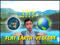 Puisi TerUpdate2016 INI|Flat Earth|Rahasia Bumi Datar
