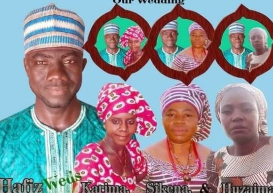Ghanaian Man Set To Marry 3 Women Same Day, Check Out Wedding Invitation