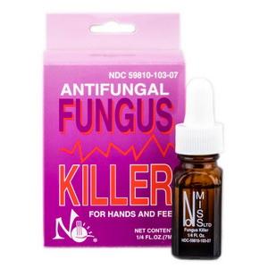 Dung Dịch Hỗ Trợ Giảm Nấm Tay Chân AntiFungal Fungus Killer Của Mỹ