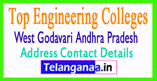 Engineering Colleges in West Godavari District Andhra Pradesh