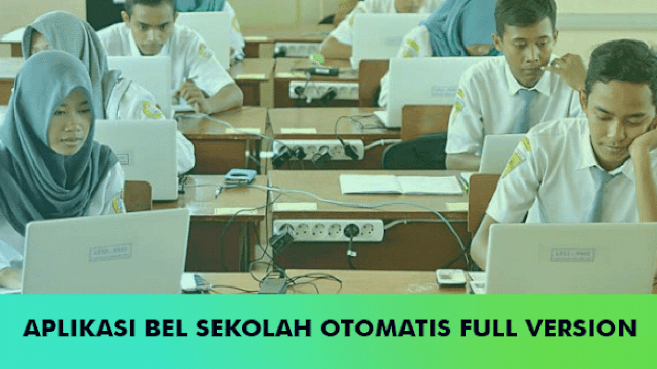 Kumpulan 4 Aplikasi Bel Sekolah Otomatis Full Version Lengkap Gratis Selamanya