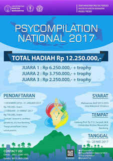 Psycompilation National 2017