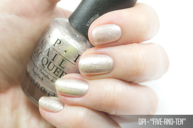 OPI - Five-and-Ten