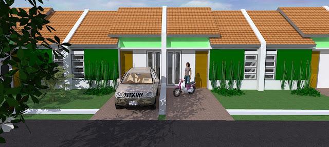 Gambar Rumah Autocad