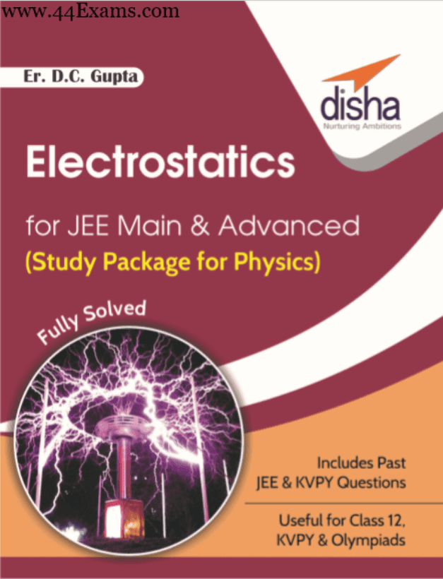 Electrostatics-by-Disha-Publication-For-JEE-Main-and-Advanced-Exam-PDF-Book