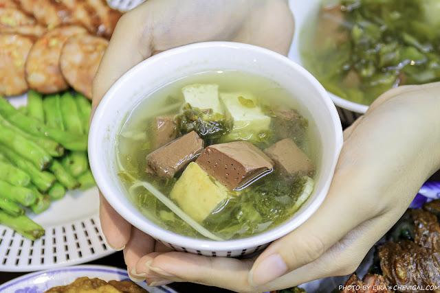 MG 1245 - 丁記炸粿蚵嗲,古早味炸粿種類超豐富,內用還有豬血湯可以無限喝到飽!