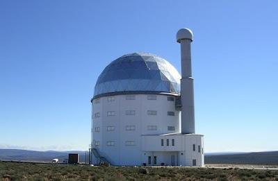 el telescopio mas grande del hemisferio sur El Gran Telescopio Sudafricano