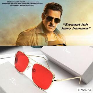 Men's Square Sunglasses Vol