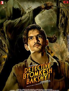 Detective Byomkesh Bakshy 2015 Full Movie Download