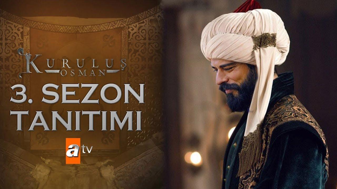 Kuruluş Osman 3.Sezon Tanıtımı