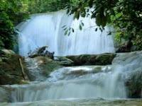 Tempat Wisata Baru Air Terjun Klaisu, Yang Terdapat Di Daerah Genyem Kabupaten Jayapura – Papua