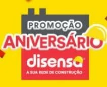 Promoção Disensa Aniversário 2019 - Prêmios, Participar