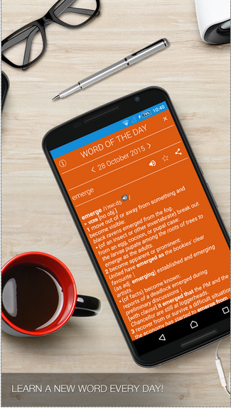 Oxford English Dictionary for Android