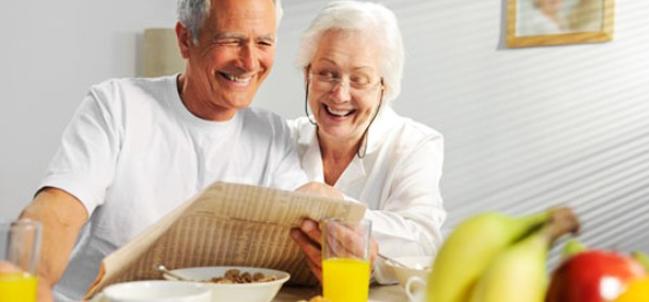 Pola Makan yang Bikin Panjang Umur