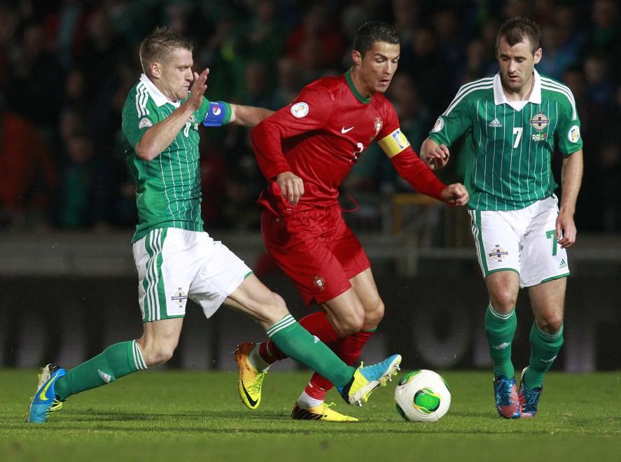 موعد مباراة البرتغال وايرلندا في تصفيات كاس العالم