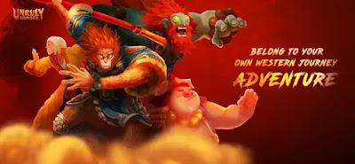 Unruly Heroes download