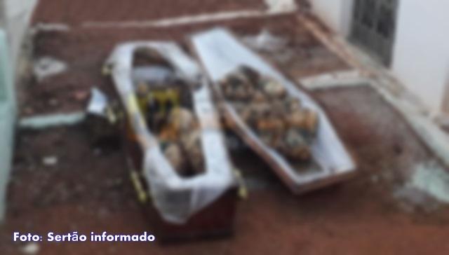 Cemitério de Marizópolis está sem coveiro, e mortos estão sendo enterrados nas cidades vizinhas