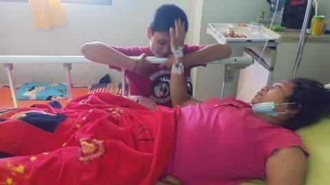 Mengharukan, Bocah Yatim 12 tahun Jadi Kuli demi Hidupi Adik dan Obati Ibunya
