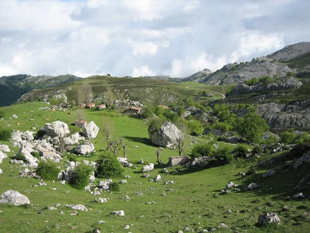 Rutas Montaña Asturias: Vega la Piedra, en ruta al Requexón