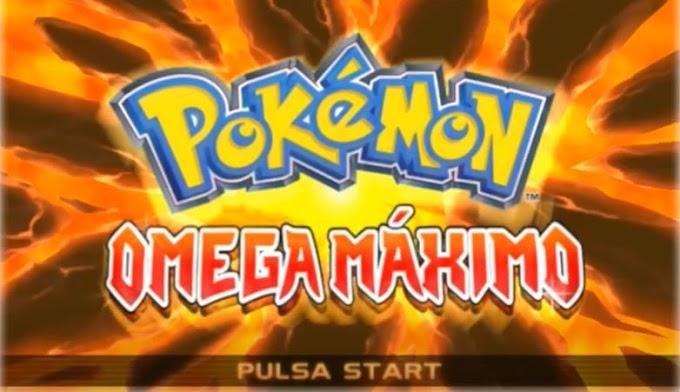 Pokémon Omega Máximo (3DS)