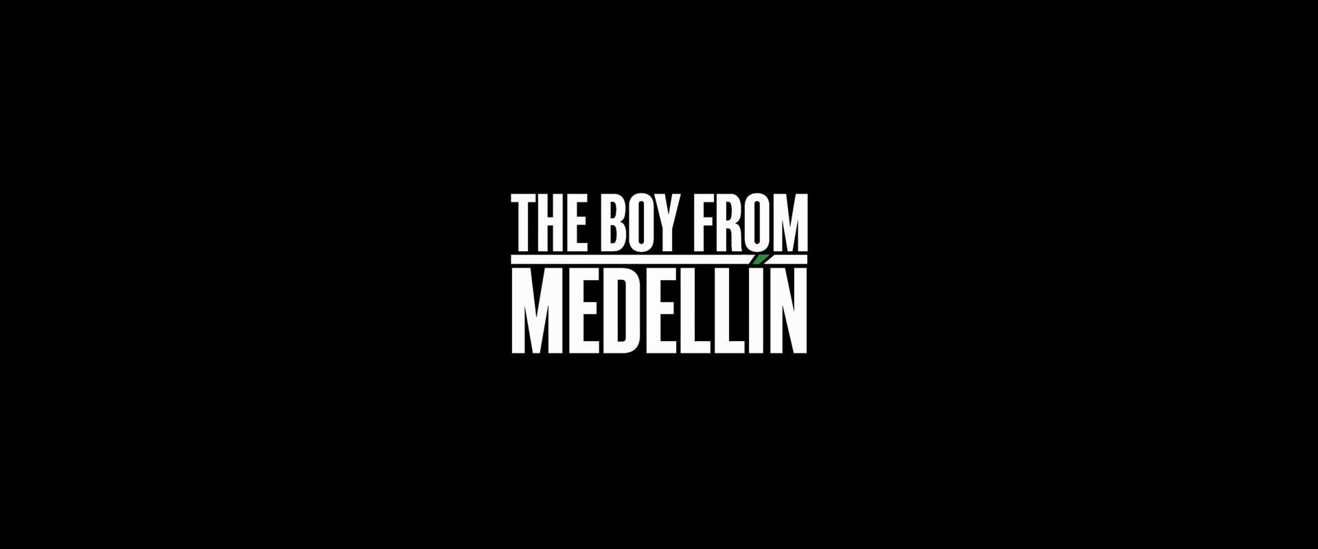 El niño de Medellín (2020) 1080p WEB-DL AMZN Latino