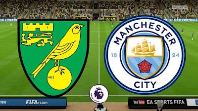 مشاهدة مباراة مانشستر سيتي ونورويتش سيتي 26-7-2020 بث مباشر في الدوري الانجليزي