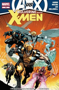 Cover of Wolverine and the X-Men 15 comic eBook