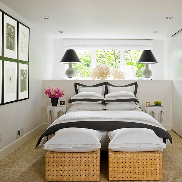 Home Tips: Solutions For Small Bedrooms 6