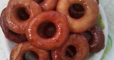 حلوى اليويو الجزائرية بالقرفة