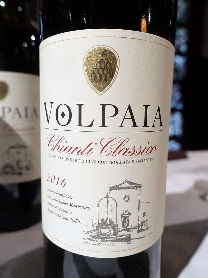Volpaia Chianti Classico 2016 (90 pts)