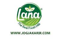 Loker Jogja Marketing Lana Milk di PT Lana Prima Indonesia