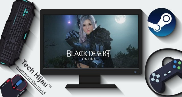 Black Desert  Online - TechHijau.my.id