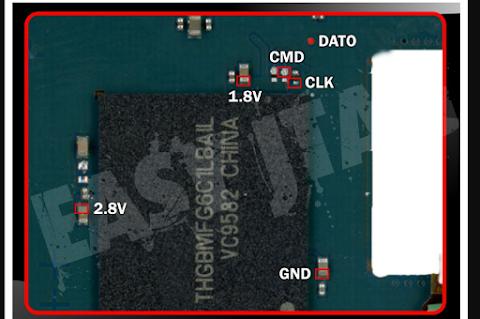 Samsung Galaxy Tab A T285 Emmc Direct Dump File Download
