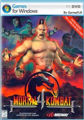 Mortal Kombat 4 (MK4) PC Full [1-Link] [MEGA]