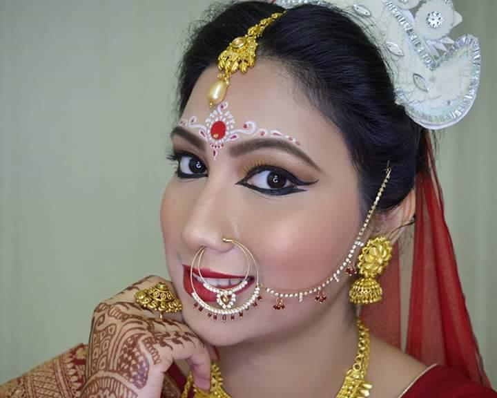 Bridal Series 1 Bengali Makeup Tutorial My Obsession