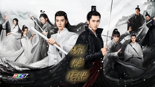 Sơn Hà Lệnh – Thiên Nhai Khách Trọn Bộ Tập Cuối (Phim Trung Quốc HTV7 Lồng Tiếng)